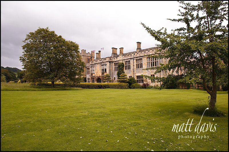Sudeley Castle wedding venue