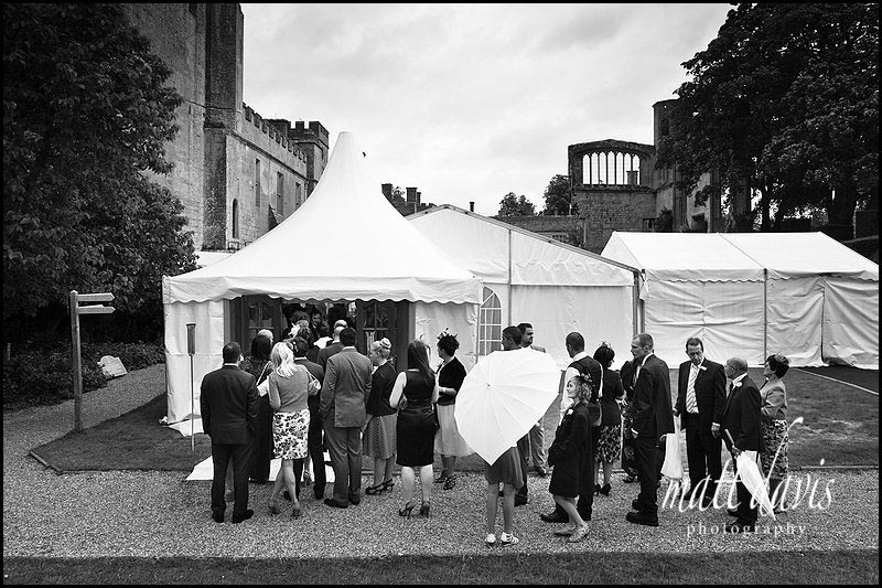 Gloucestershire wedding photographer at Sudeley Castle