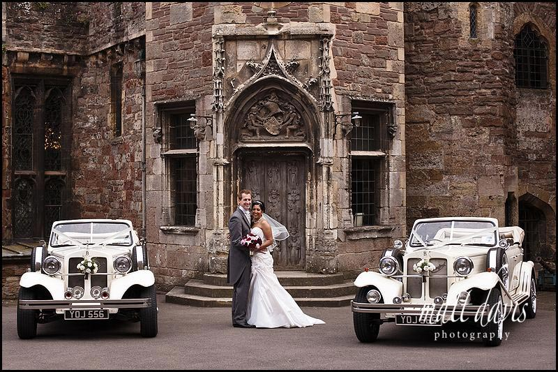 Classic wedding car by www.englandsfinsetcars.co.uk