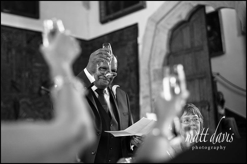 documentary Wedding Photographer Berkeley Castle