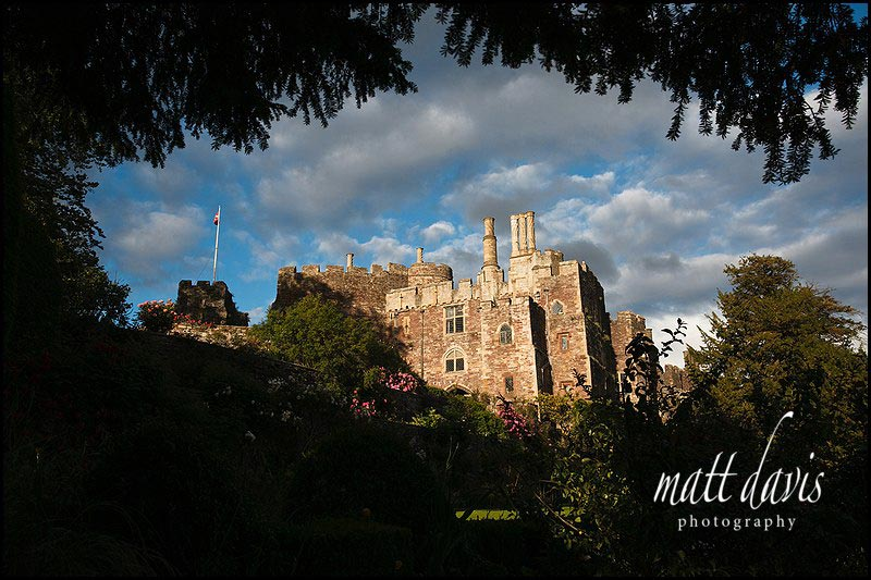 Berkeley Castle a fairy tale wedding venue