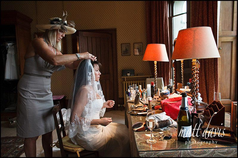 Eastnor Castle wedding photos