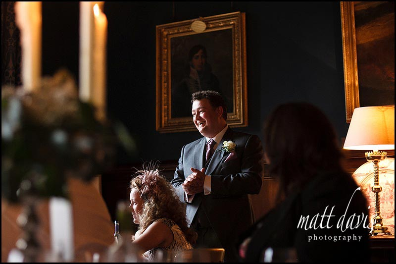natural light Eastnor Castle wedding photos