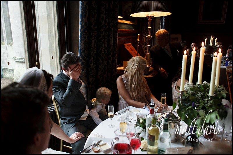 documentary Eastnor Castle wedding photos