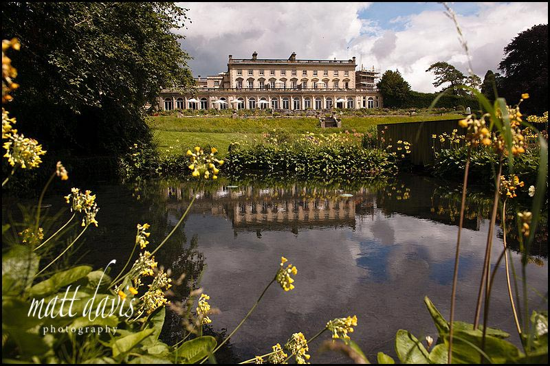 Cowley Manor photographed by Gloucestershire wedding photographer Mat Davis