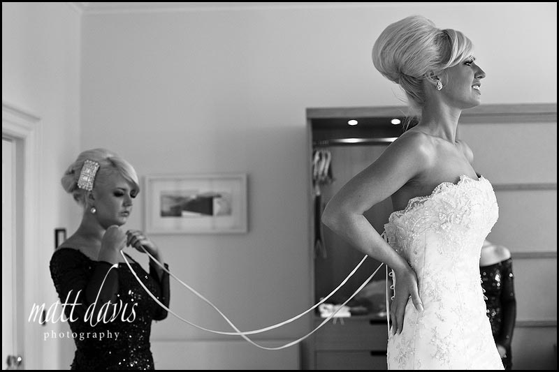 Gloucestershire wedding photographer Matt Davis