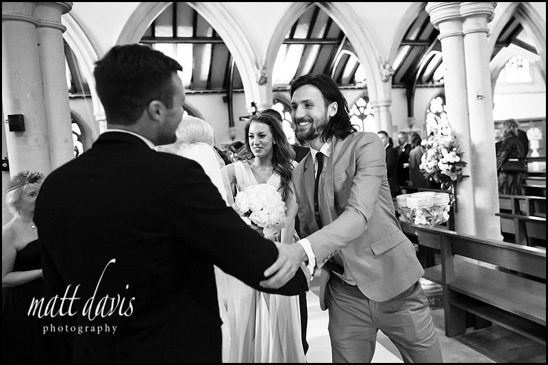 documentary wedding photographer Matt Davis, Cheltenham