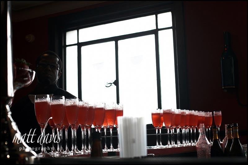 wedding cocktails for Hollywood theme wedding