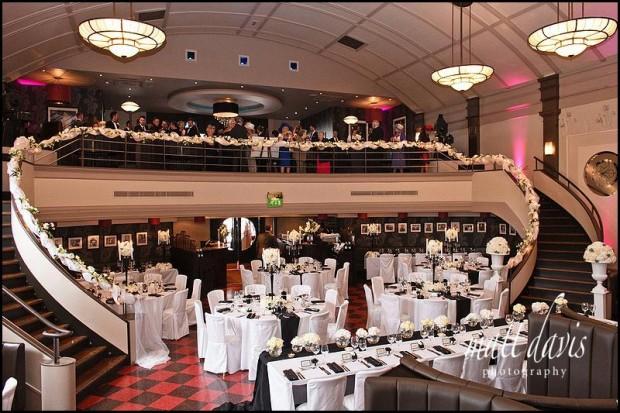 Inside The Daffodil wedding venue