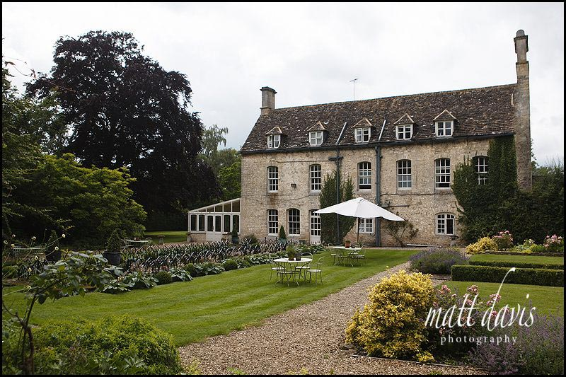 The Rectory Hotel wedding venue