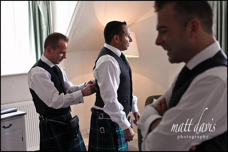 reportage wedding photographer at The Rectory Hotel