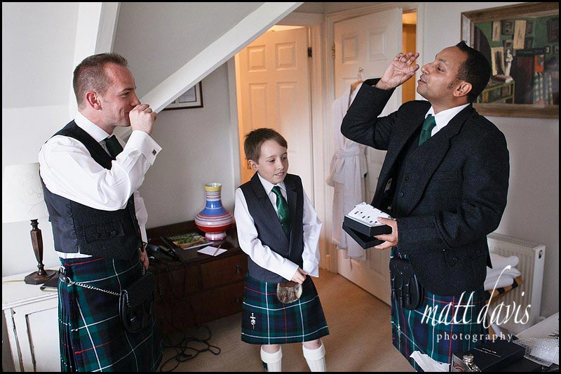 wedding photographer at The Rectory Hotel