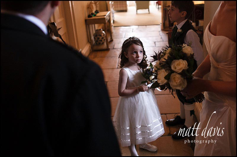 The Rectory Hotel wedding photographs