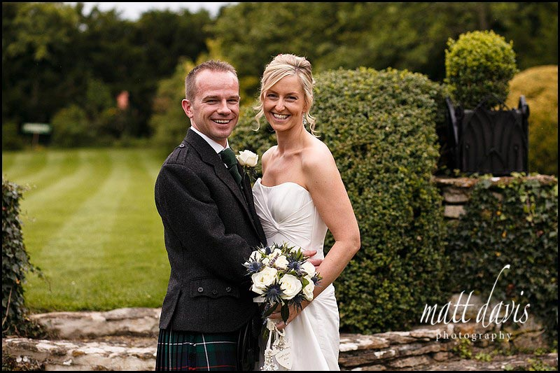 The Rectory Hotel Crudwell wedding photographs Chris & Nicky