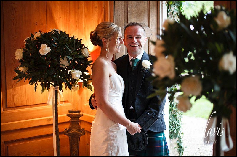 Wedding photos at The Rectory Hotel, Crudwell