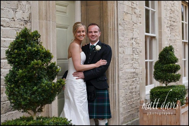 Wedding photos at The Rectory Hotel
