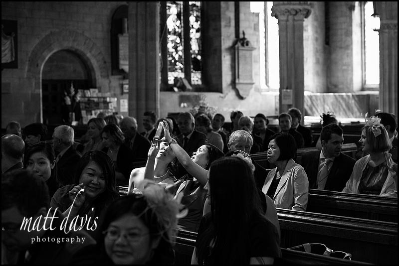 Documentary wedding photographer Berkeley Church
