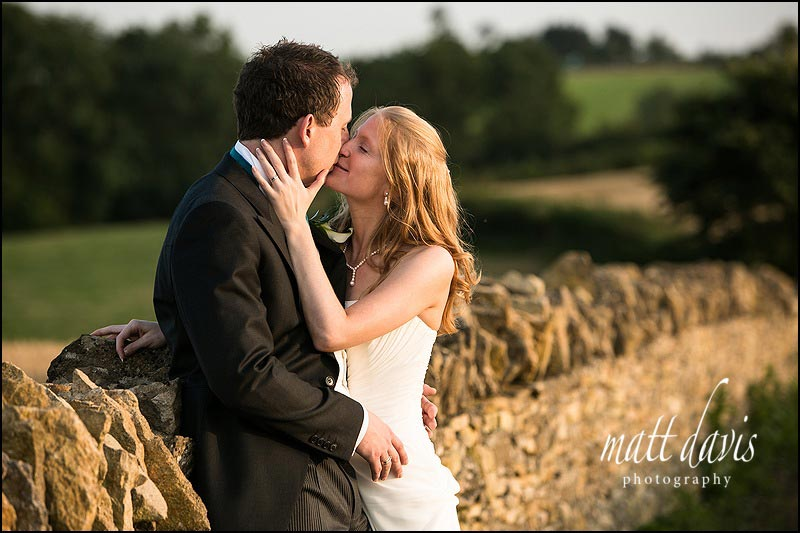 Natural Kingscote Barn wedding photographs