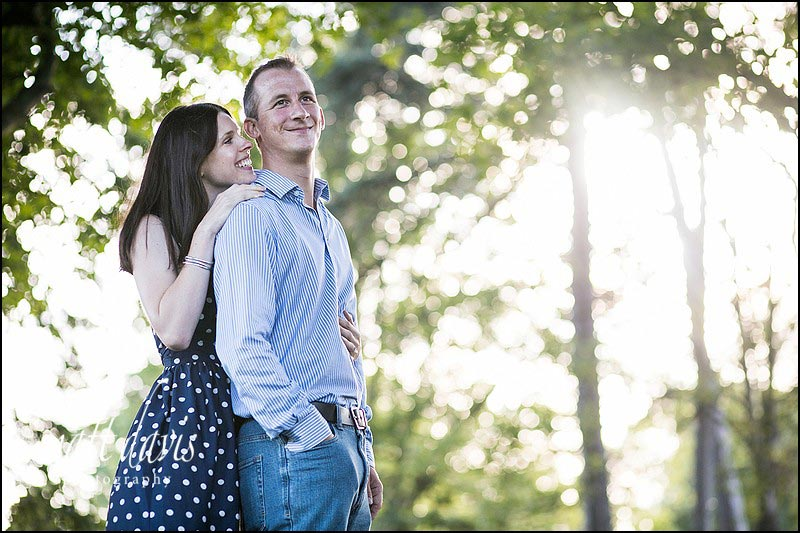 Engagement photographer Cheltenham