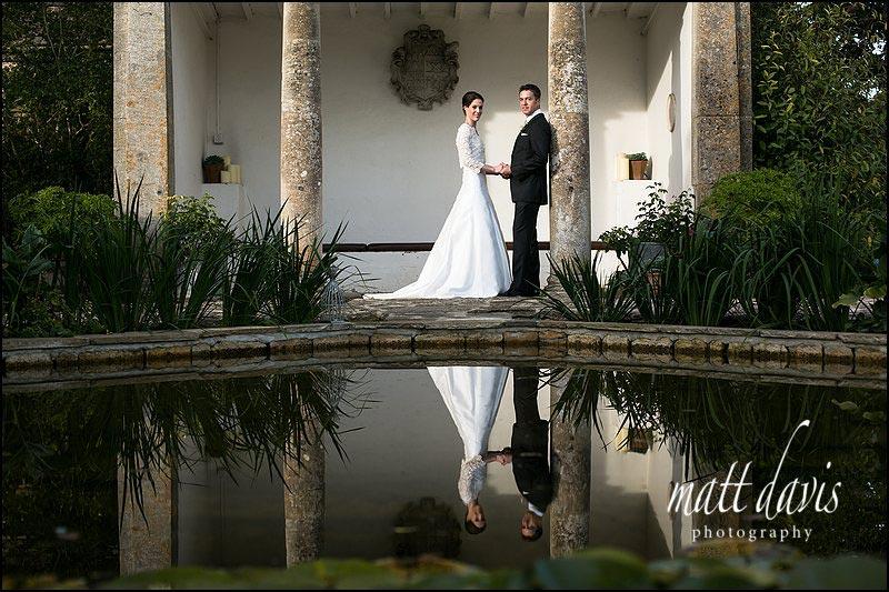 Barnsley House weddings by Matt Davis Photography