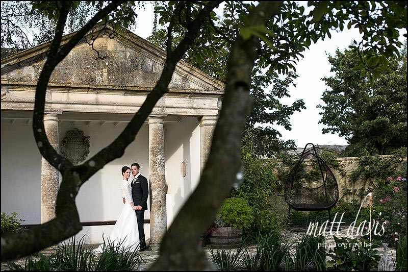 Photography of Barnsley House weddings