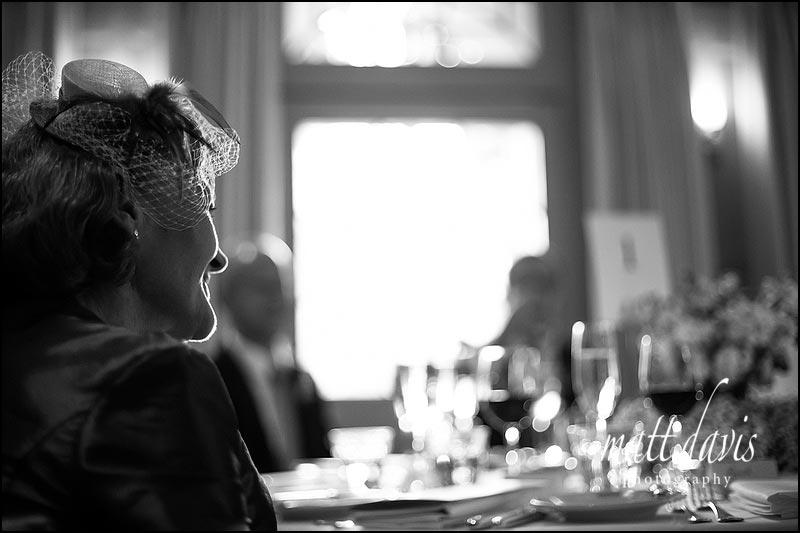 Barnsley House weddings speeches