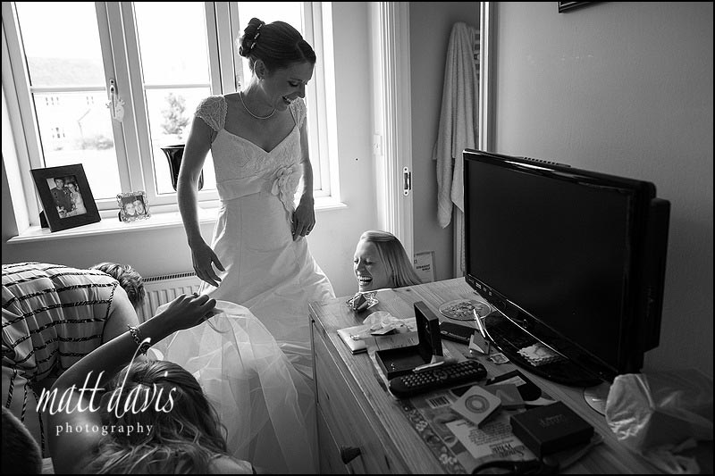 Documentary wedding photography by Matt Davis