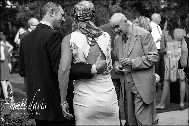 Documentary Wedding photographer Matt Davis took this at a wedding in South Wales