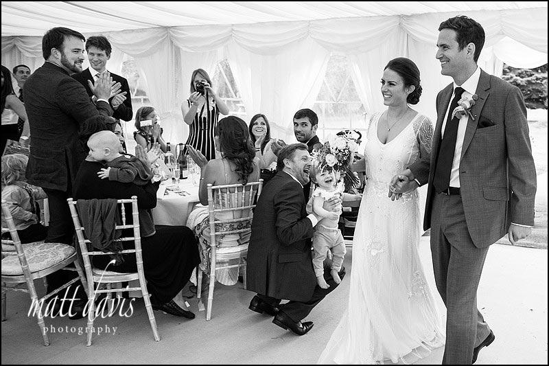 Documentary wedding photos by Matt Davis Photography