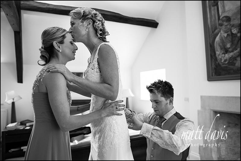 Documentary wedding photographer the Cotswolds