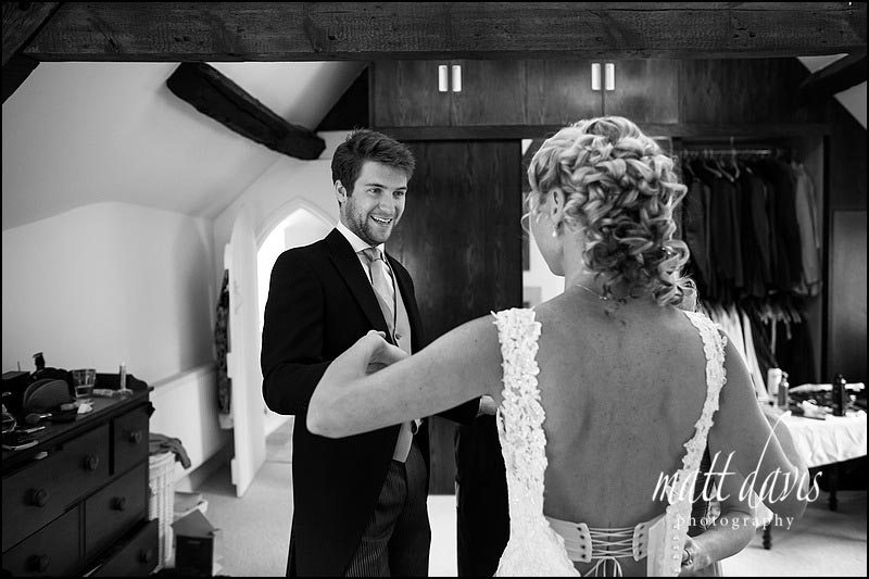 Documentary wedding photographer Cheltenham