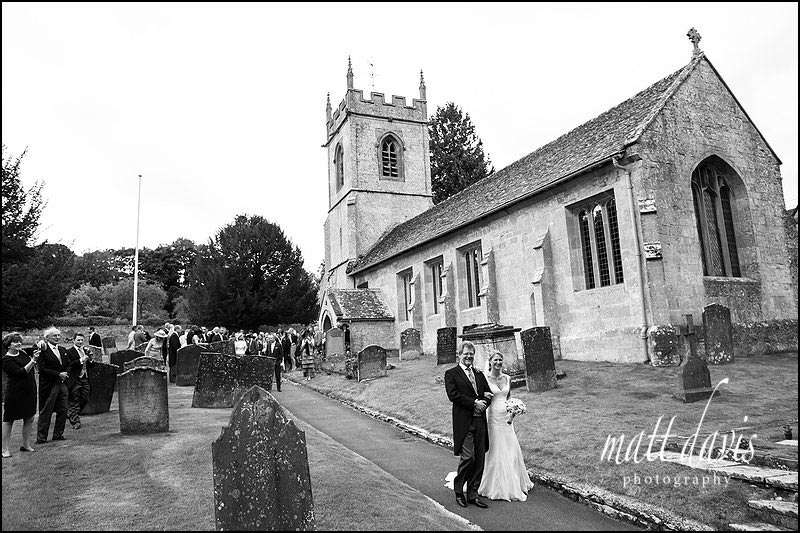 St Andrew's Church, Naunton, Gloucestershire