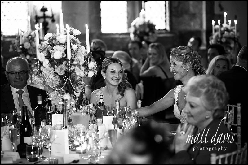 Wedding photography at Berkeley Castle