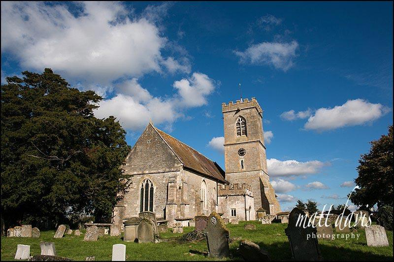 Gloucestershire Church