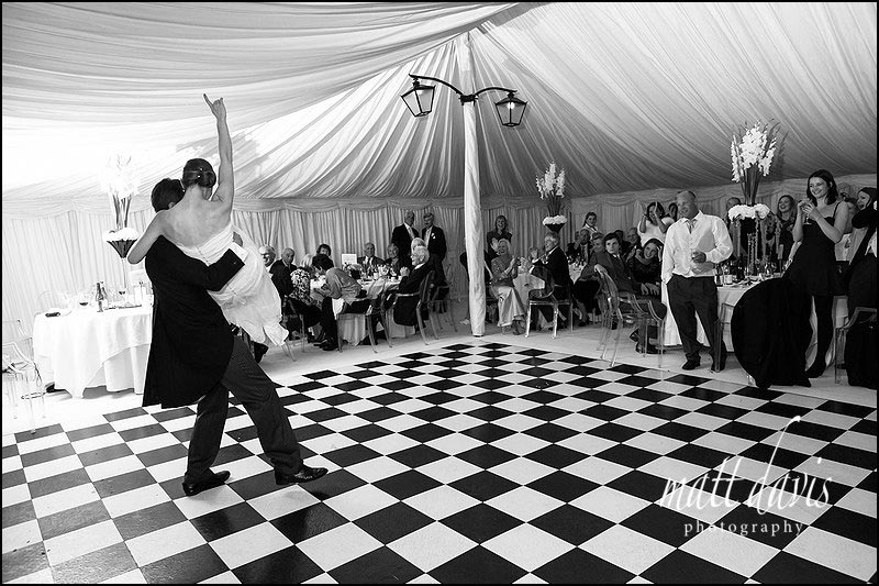 Marquee weddings in Gloucestershire
