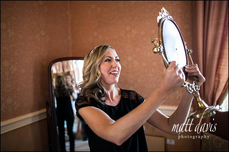 Clearwell Castle wedding photographer with a documentary style