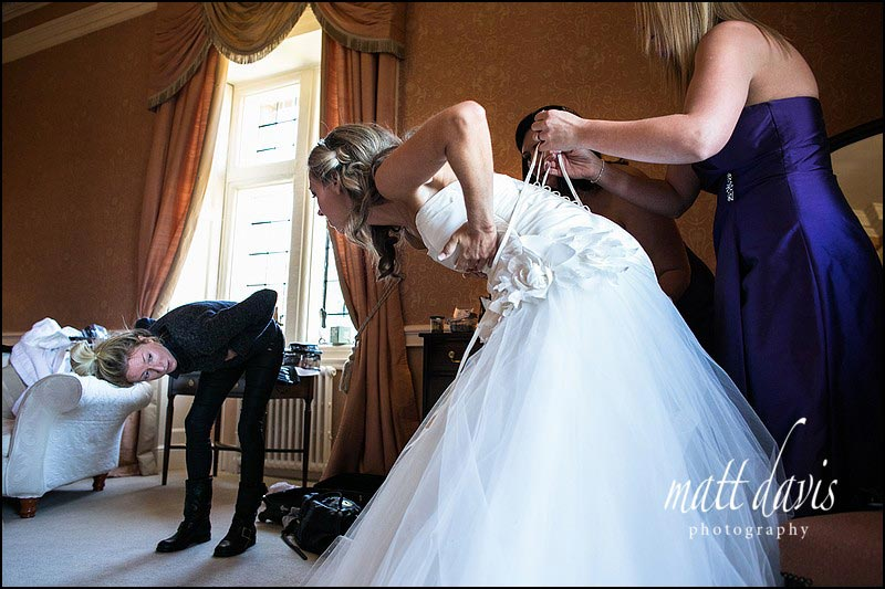 documentary wedding photographer Clearwell Castle