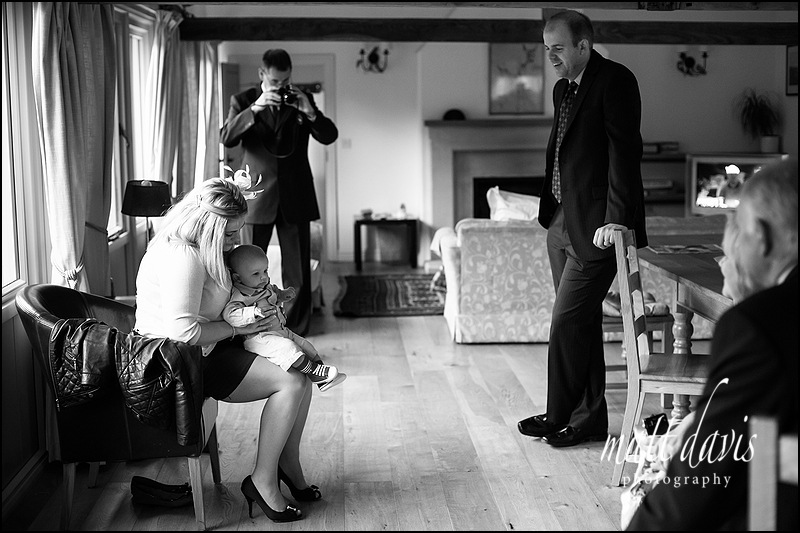 documentary wedding photography in Tetbury