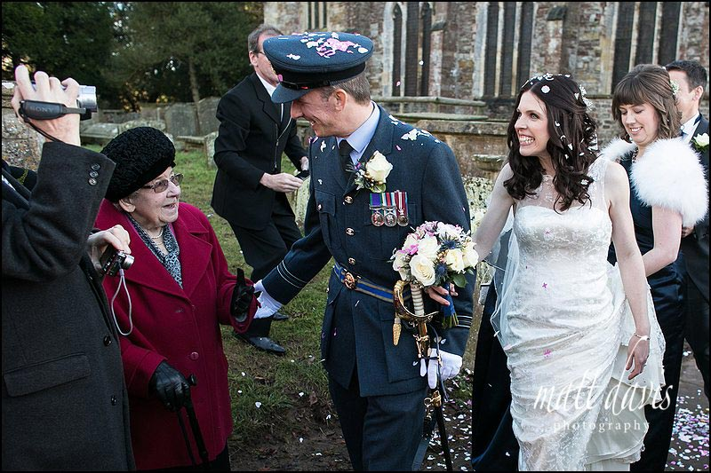 Real weddings photographed by Matt Davis in Cheltenham, Gloucestershire