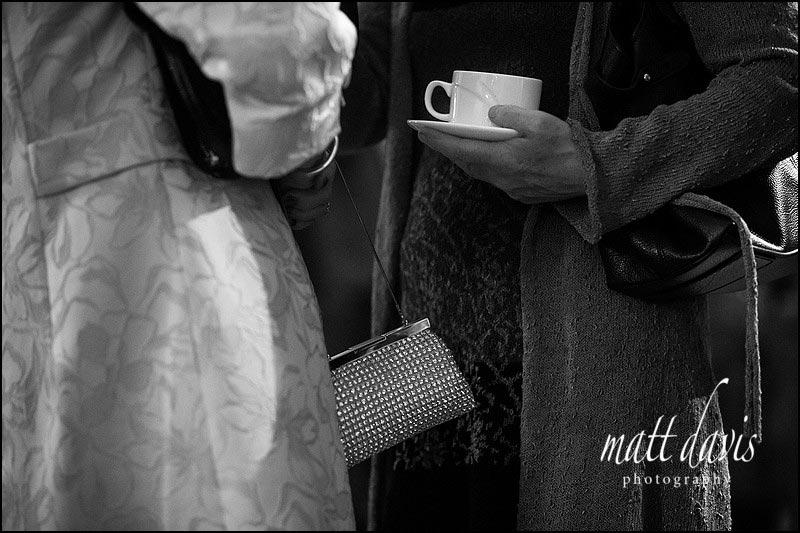 Documentary wedding photographer at Berkeley Castle