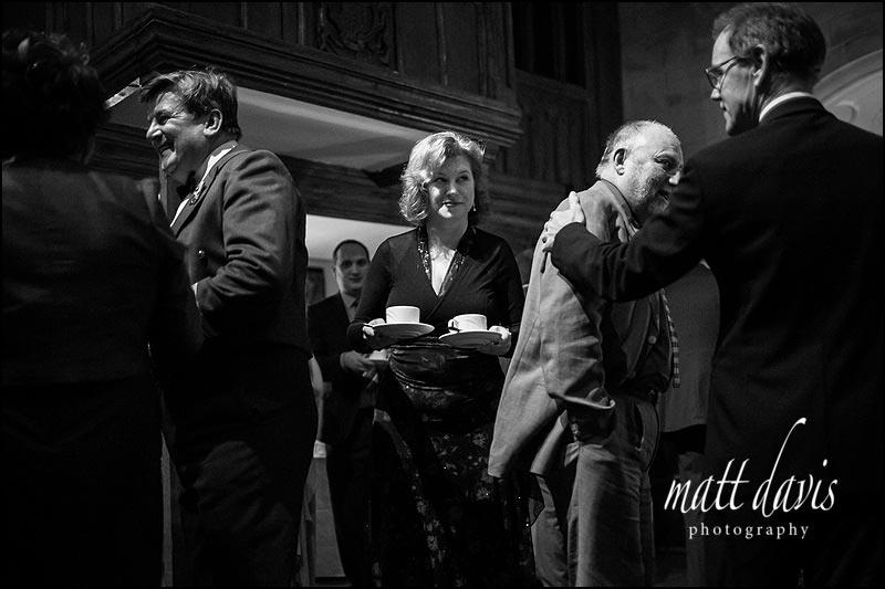 Documentary Berkeley Castle wedding photographer
