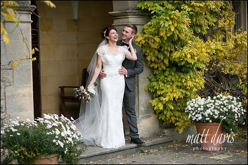 Relaxed Stanton House Hotel wedding photos