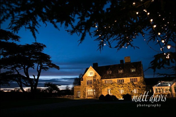 Stanton House Hotel wedding venue
