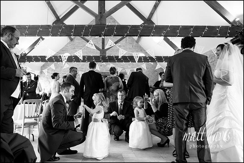 Photo of weddings at Kingscote Barn