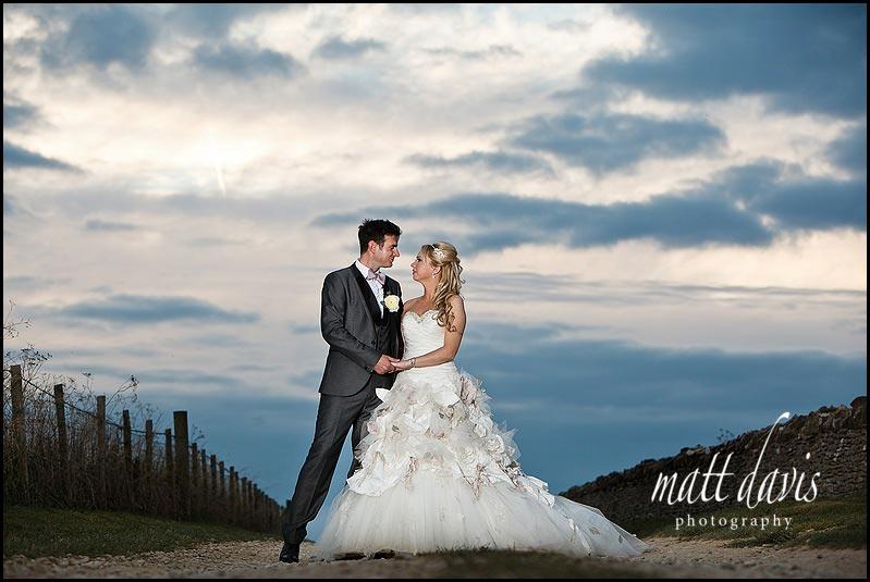 Cripps Stone Barn wedding photos by Gloucestershire wedding photographer Matt Davis