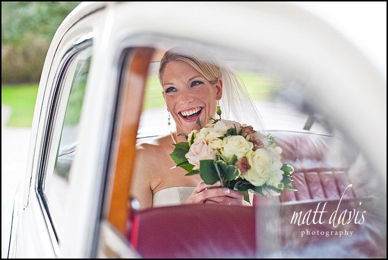 Clearwell Castle wedding photos by Gloucestershire wedding photographer Matt Davis
