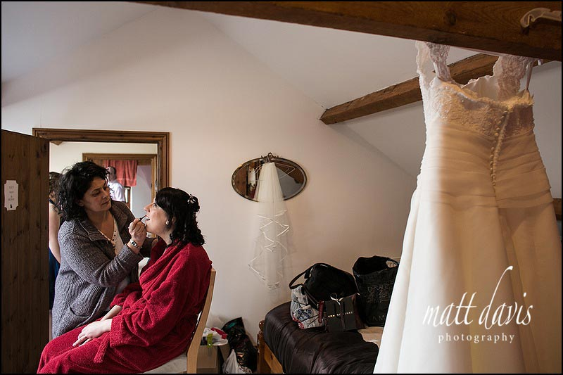 Documentary wedding photography in Gloucestershire by Matt Davis