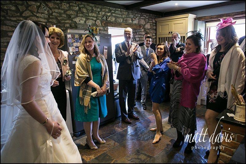 Documentary wedding photography in Bristol