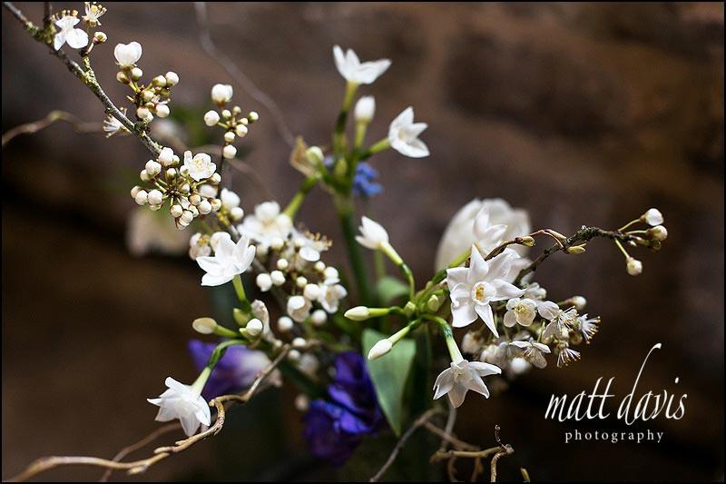 Wedding flowers by Sorori Design
