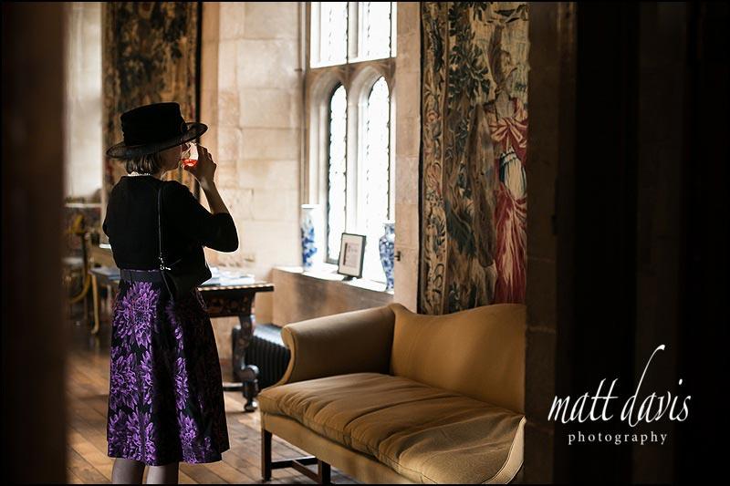 Wedding photography at Berkeley Castle by Matt Davis